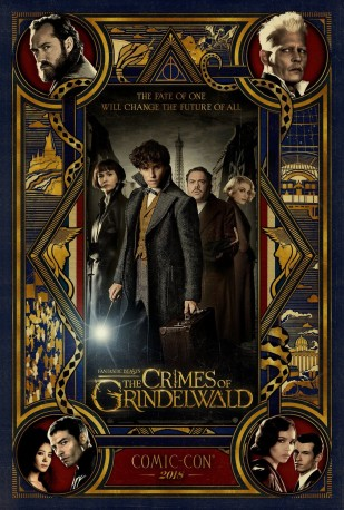 Animales-fantasticos-2-Los-crimenes-de-Grindelwald Poster