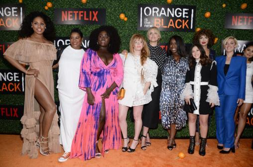 "NY: ""Orange Is The New Black"" Season 5 NYC Premiere Party - Arrivals"