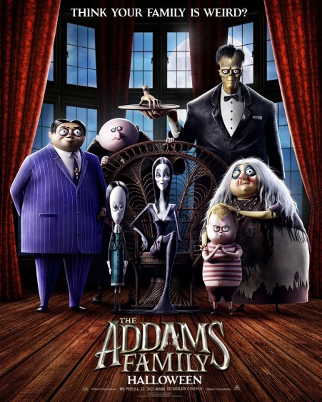 addams poster